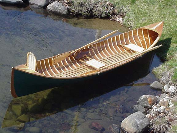 Adirondack guide boat for Guide boat